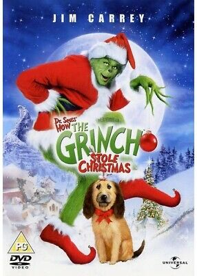 £2.95 • Buy Dr. Seuss' How The Grinch Stole Christmas (DVD, 2000)