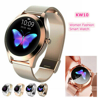 View Details Women Smart Watch Heart Rate Monitor Fitness Tracker For IPhone Samsung Android • 29.99£