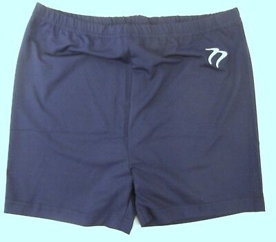 Size 16-18 Large Netball Undershorts Gym Knickers Panties  Briefs Blue  • 7.99£