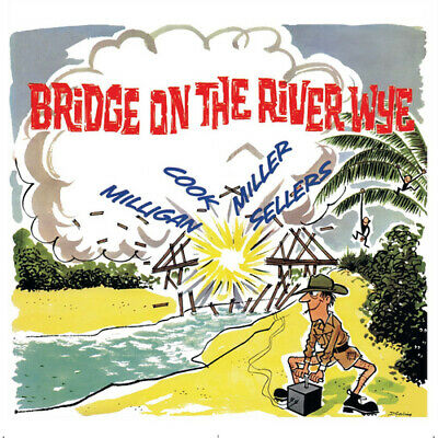 Spike Milligan : Bridge On The River Wye CD (2018) Expertly Refurbished Product • 2.98£