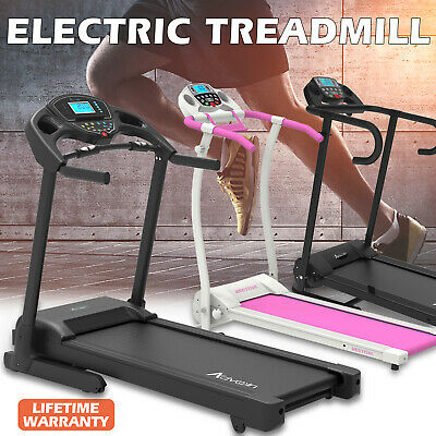 AU342.90 • Buy Electric Treadmill Fitness Equipment Home Gym Running Incline Exercise Machine