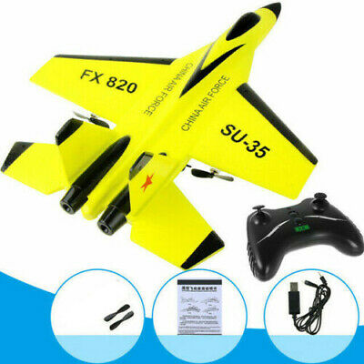 SU-35 RC Remote Control Aircraft Airplane Helicopter EPP Foam Plane Toy Gift • 28.99£