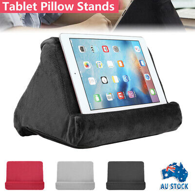AU18.50 • Buy Portable Tablet Pillow Stand For IPad Phone Reading Bracket Holder Cushion Pad