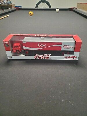 $ CDN40 • Buy M2 Hauler Chase Coca Cola 1of750 1970 Ford C600 1970 Mustang Boss 70s01 18-11