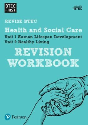 £3.39 • Buy Revise BTEC: Health And Social Care. Unit 1 Human Lifespan Development By