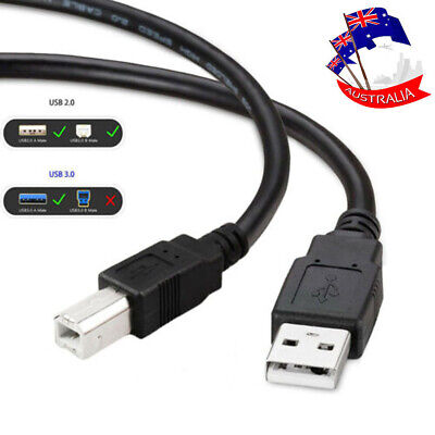 AU15.19 • Buy USB 2.0 Cable For Yamaha P-125 P-45 DGX-660 P-121 Roland FP-30 Digital Piano AU