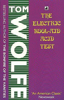 The Electric Kool-Aid Acid Test By Tom Wolfe Paperback Book Free Shipping! • 9.56£