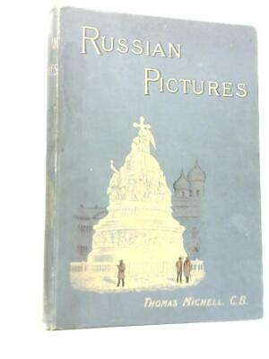 £35.65 • Buy Russian Pictures Drawn With Pen And Pencil (Thomas Michell - 1889) (ID:34374)