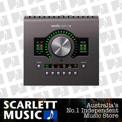 AU2399 • Buy Universal Audio Apollo Twin X Quad Digital Audio Interface