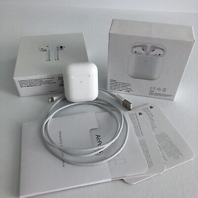$ CDN55 • Buy Apple AirPods 2nd Generation With Wireless Charging Case - Like Brand New!