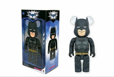 $398 • Buy Medicom Be@rbrick Bearbrick 400% Tokyo Comic Batman The Dark Knight Ver Limited