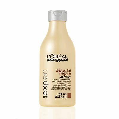 L'Oreal Absolut Repair Shampoo Reconstructeur 250ml • 10.93£