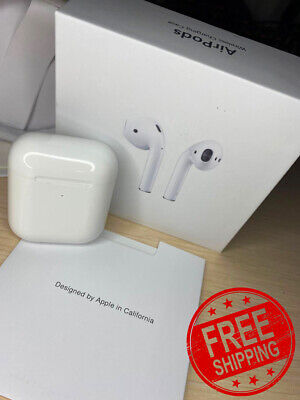 $ CDN118.14 • Buy AirPods 2nd Generation With Charging Case White