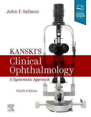 Kanski's Clinical Ophthalmology: A Systematic Approach By John Salmon (English)  • 180.49£