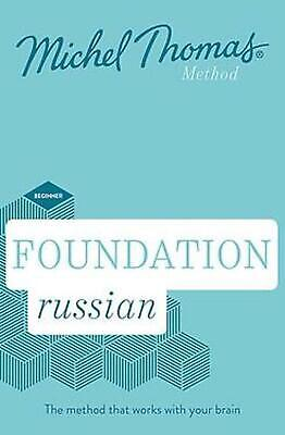 £65.49 • Buy Foundation Russian New Edition (Learn Russian With The Michel Thomas Method): Be