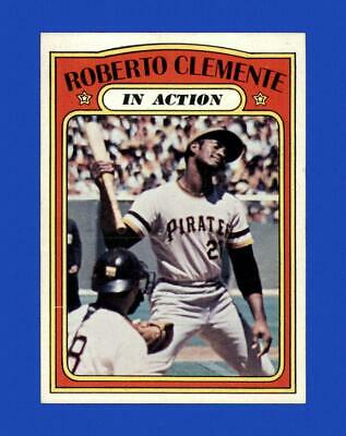 $ CDN12.63 • Buy 1972 Topps #310 Roberto Clemente IA NM-MT OR BETTER (minimum Size) *GMCARDS*