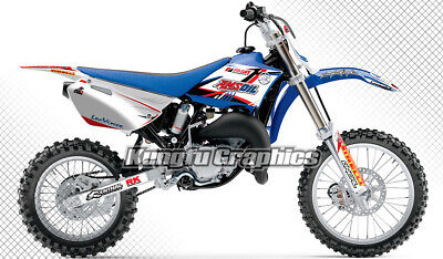 AU153.85 • Buy MX Graphics Custom Sticker Kit Off-road Decal For Yamaha YZ85 YZ 85 2002 To 2014