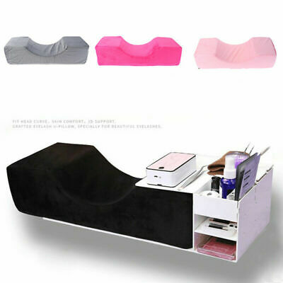 AU23.29 • Buy Professional Grafted Eyelash Extension Pillow Cushion Neck Support Salon AU NEW