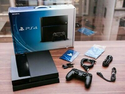 AU410 • Buy Sony Playstation 4 PS4 Console 500 GB Bundle Inc 5 Games & 10 DVDs EXPRESS POST