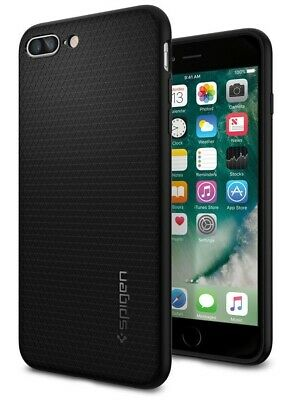 AU23.64 • Buy Spigen: IPhone 7 Plus - Liquid Armour Case (Black)