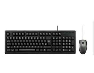 ADVENT C112 Keyboard & Mouse Set - Free & Fast Delivery Ex Display  • 9.99£