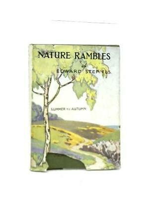 Nature Rambles Summer To Autumn (Edward Step - 1945) (ID:35313) • 11.98£