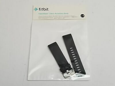 $ CDN14.50 • Buy New Fitbit FBB159ABBKL Blaze Classic Accessory Band-Large-Black