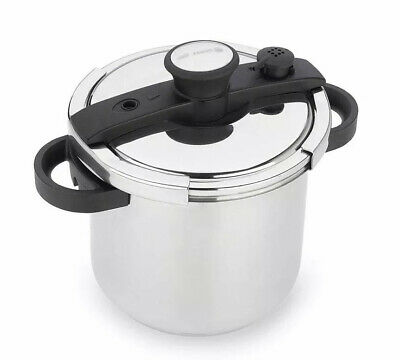 Fagor EzLock 7.4 Quart Stainless Steel Pressure Cooker • 55.48£