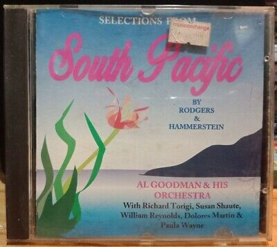 Selections From South Pacific By Rodgers & Hammerstein (1994) CD ****VGC**** • 3.49£