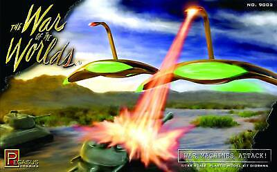War Of The Worlds War Machines Attack Model Kit   Pegasus Hobbies   • 21.94£