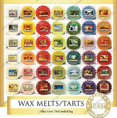 Yankee Candle - WAX MELTS TARTS - You Pick - 0.8 Oz - Many Discontinued Scents!! • 2.22£