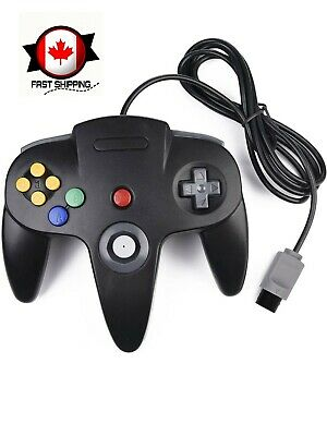 $ CDN26.24 • Buy Controller Gamepad Wired Joystick Console For Classic N64 Video System Games