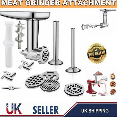 £21.79 • Buy For KitchenAid Kitchen Aid Stand Mixer Food Meat Grinder Mincer Attachment Part