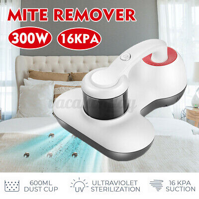 Handheld UV Anti-Dust Mites Vacuum Cleaner Controller Ultraviolet For Bed Pillow • 35.89£
