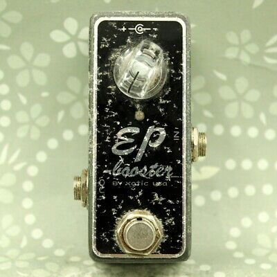 Xotic Ep Booster Guitar Effect Pedal (75113) • 72.93£