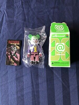 $22 • Buy Medicom Bearbrick Be@rbrick 100% Series 38 DC Joker Killing Joke