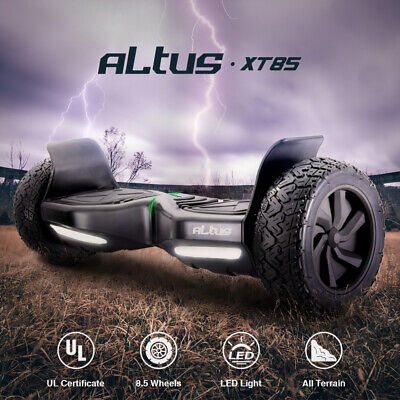 AU369 • Buy Altus 8.5 Inch Self Balancing Electric Scooter Hoverboard Skateboard Off Road