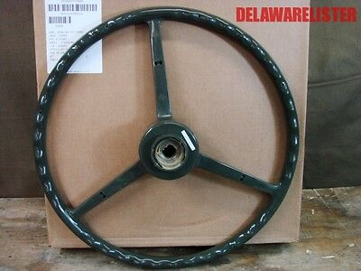 $150 • Buy Large 20  US Military Truck (New Style) Steering Wheel  M35a2 M35  NOS (New)