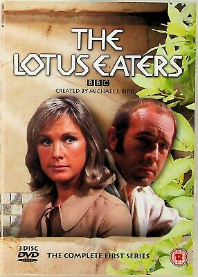 THE LOTUS EATERS- Complete TV First Series 1 One 3-DVD BBC 1972/2009 Ian Hendry • 7.99£