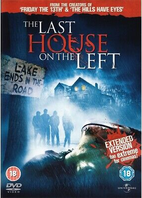 £2.19 • Buy The Last House On The Left (DVD, 2009)