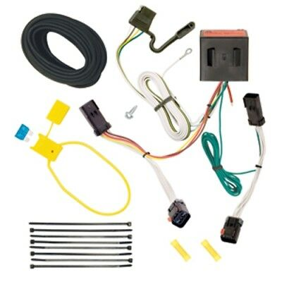 $75 • Buy Trailer Hitch Wiring Tow Harness For Jeep Liberty 2002 2003 2004 2005 2006 2007