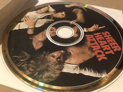 Queen Sheer Heart Attack Limited Edition Gold Cd From Ultimate Box • 10£