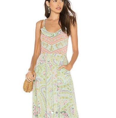 AU155 • Buy Spell And The Gypsy City Lights Strappy Maxi