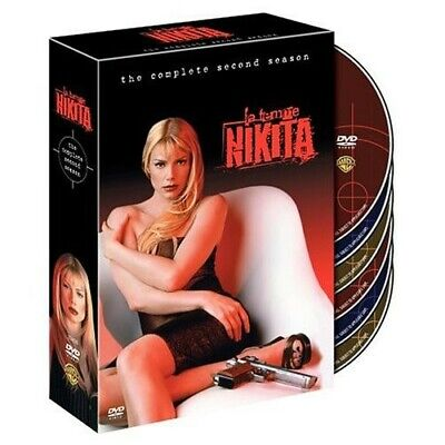 La Femme Nikita: Complete Second Season DVD Incredible Value And Free Shipping! • 29.99£