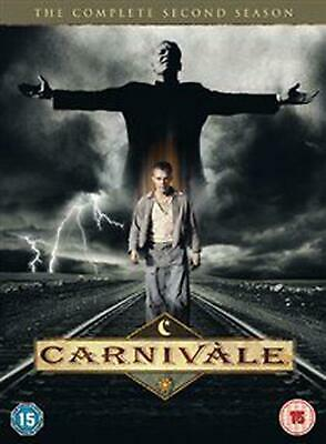 Carnivale: The Complete Second Season - DVD Region 2 Free Shipping! • 17.34£