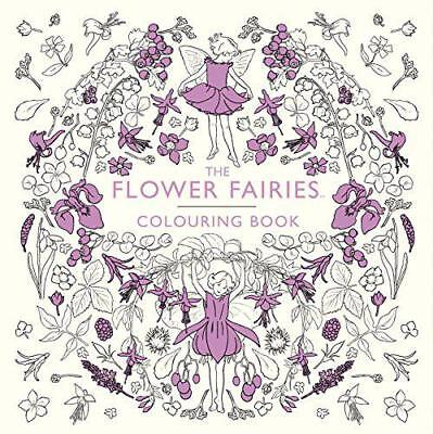 The Flower Fairies Colouring Book (Colouring Books) By Barker, Cicely Mary, NEW  • 8.09£
