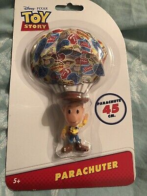Disney Toy Story Woody Parachuter Small Toy Rare Toy • 9.99£