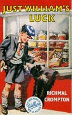 Just William: Just William's Luck By Richmal Crompton (Paperback / Softback) • 6.98£