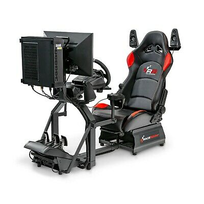 Complete RACEROOM Simulator RR3033 Package - READY TO RACE - PC BUILD *UK STOCK* • 3,099£