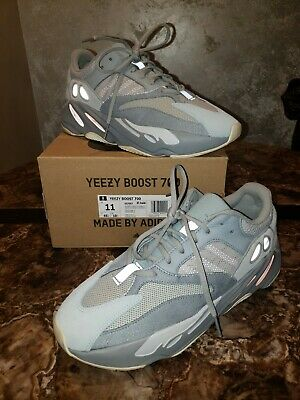 $ CDN411.12 • Buy Slightly Used Mint Condition Yeezy Boost 700 Inertia Size 11 Ready To Ship